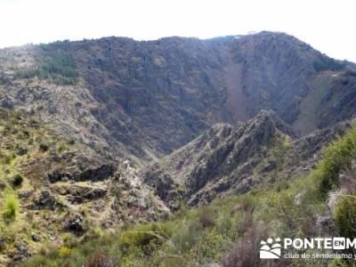 Senda Genaro - GR300 - Embalse de El Atazar - Patones de Abajo _ El Atazar; senderismo ourense